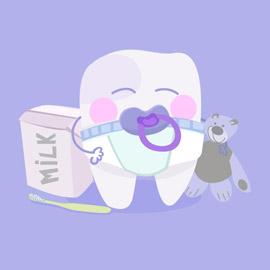 Bambini, alimentazione e carie sui denti da latte