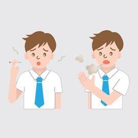 Alitosi e fumo