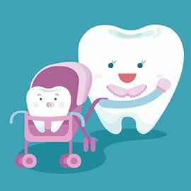 Parodontite in gravidanza: ecco come evitarla