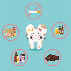 Cause e condizioni di rischio delle malattie parodontali