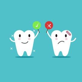 Fasce di età della sensibilità dentinale